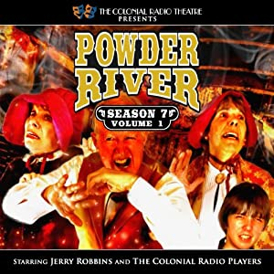 Powder River, Season 7, Vol. 1 Radio/TV Program