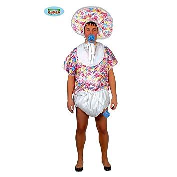 NET TOYS Bebé Gigante Disfraz Adulto - L (ES 52/54 ...