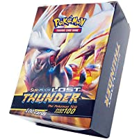100 Pcs Pokemon Cards GX EX MEGA Energy Trainer Cards (70GX+10Trainer+20Mega) 2019 new
