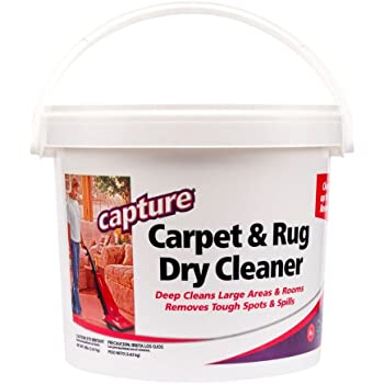 Amazon Com Capture Carpet Dry Cleaner Powder 8 Pound