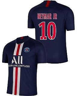 buy online f909d 7576c GOLDEN FASHION Non Branded PSG Home KIT with Neymar JR Name ...