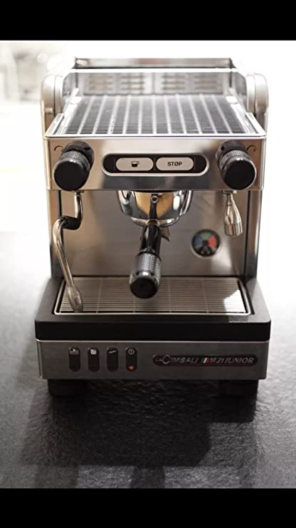 La CIMBALI Cafetera expreso M21Juniors: Amazon.es: Hogar