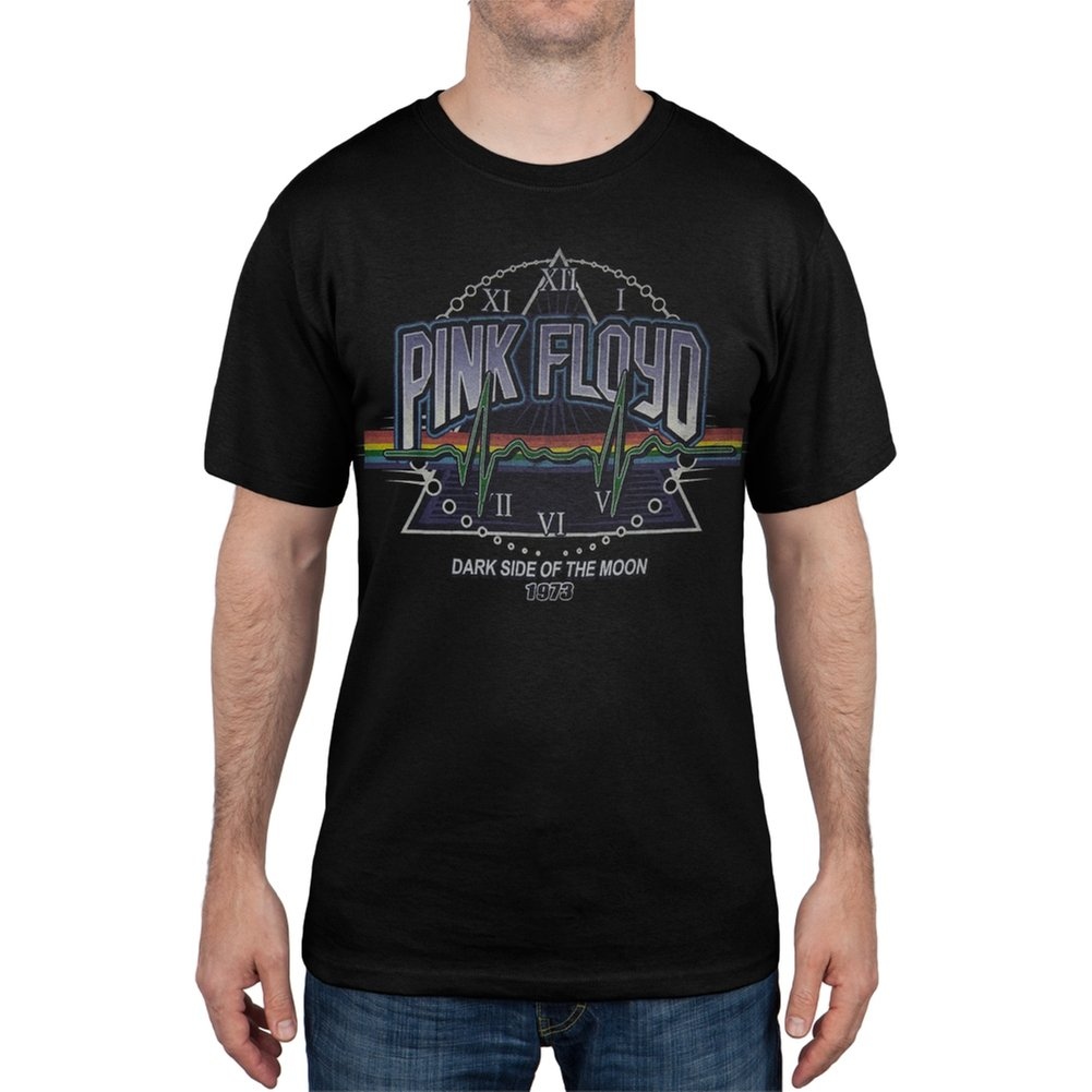 Pink Floyd - Time Tour 1973 T-Shirt Have To Have It Co