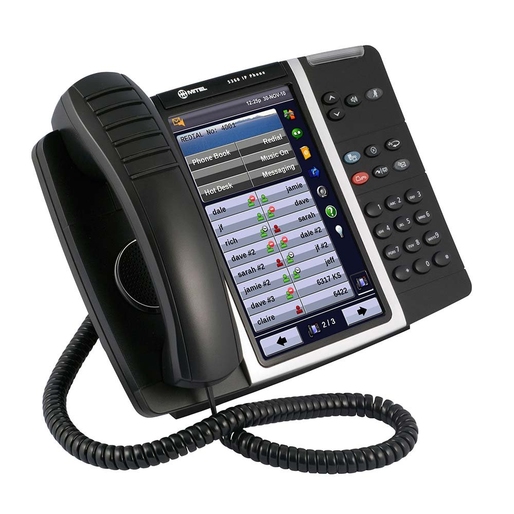 Mitel 5360 IP Phone (50005991) by Mitel (Image #1)