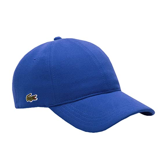 04787c414a60 Lacoste Mens Mens Cotton Pique Cap - Captain - L  Amazon.co.uk  Clothing