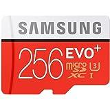 Samsung microSDXC カード 256GB EVO+ Class10 UHS-I U3対応 最大読込速度 95MB/s MB-MC256DA サムスン [並行輸入品]