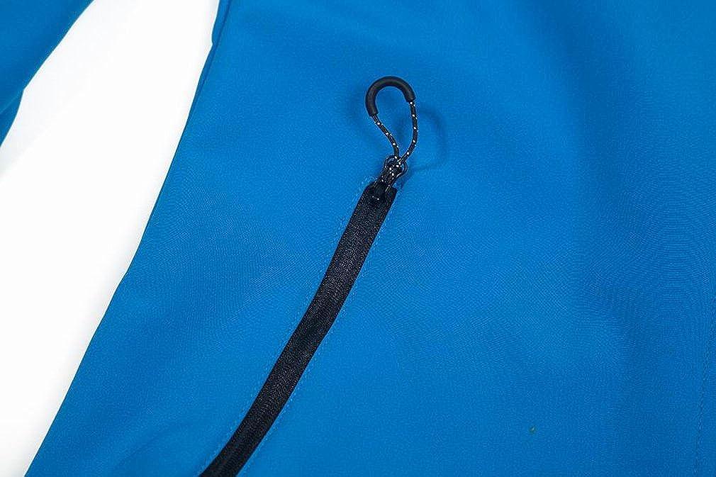 CIKRILAN Femme Veste Softshell Coupe-Vent Doubl/é Polaire Capuche Manteau Imperm/éable Outdoor Sport Veste de Camping randonn/ée