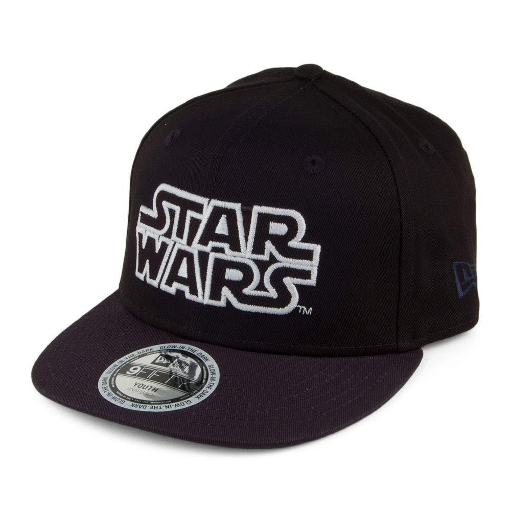 A NEW ERA Era Star Wars Glow In The Dark 9fifty 950 Child Snapback ...
