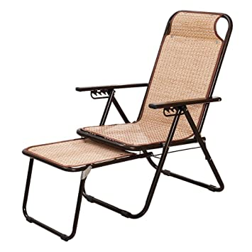 Fauteuil Pour Adulte Inclinable Bambou Chaise Sieste En Lazy Balcon 0wOyvmNP8n