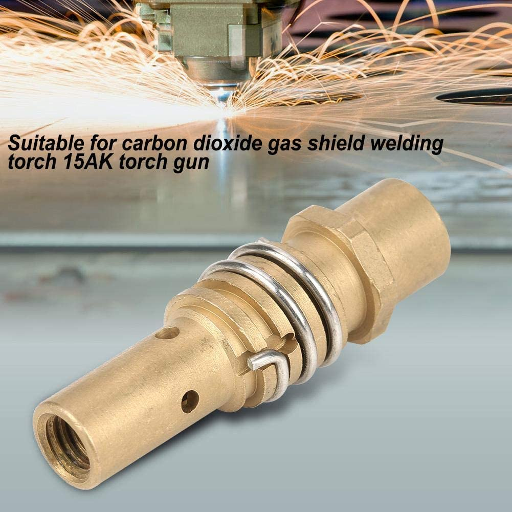 Tips Holders 10pcs Tips Holders MIG Welder Consumable Accessory Fit for 15AK Torch