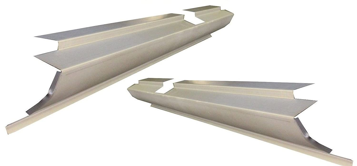 Motor City Sheet Metal Works With 1955 1956 CADILLAC OUTER ROCKER PANELS 4DOOR NEW PAIR!!