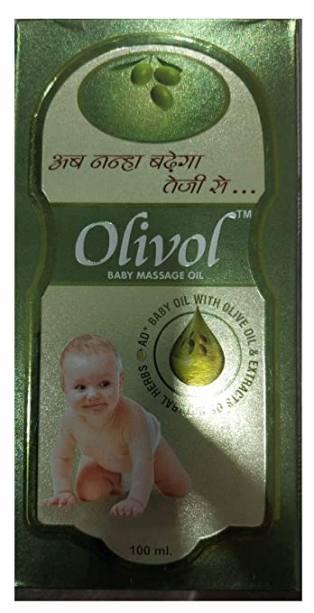 Buy Olivol Baby Massage Oil Online At Low Prices In India Amazon In