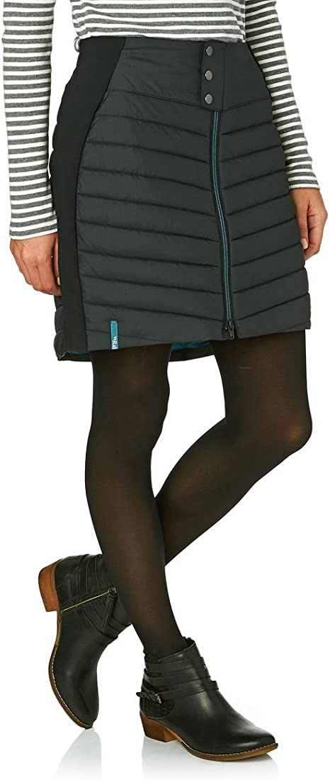 Rab Cirrus Skirt Women black 2019 sport skirt