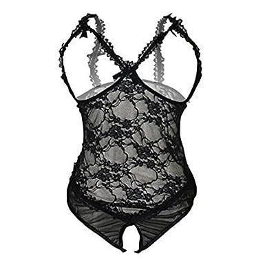 4822f71650c ADESUGATA Women Sexy Lace Lingerie