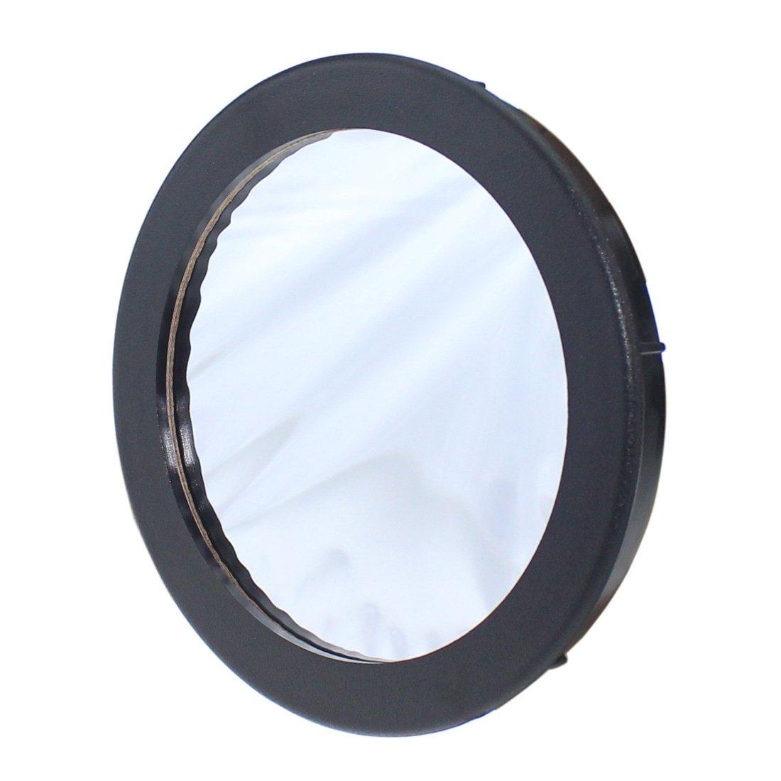 Solomark 90mm Solar Filter, Baader Planetarium Film, for 90mm Celestron Aperture Telescopes Plastic - Prepare for the Solar Eclipse of August, 2017