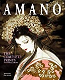 img - for Amano: The Complete Prints of Yoshitaka Amano book / textbook / text book
