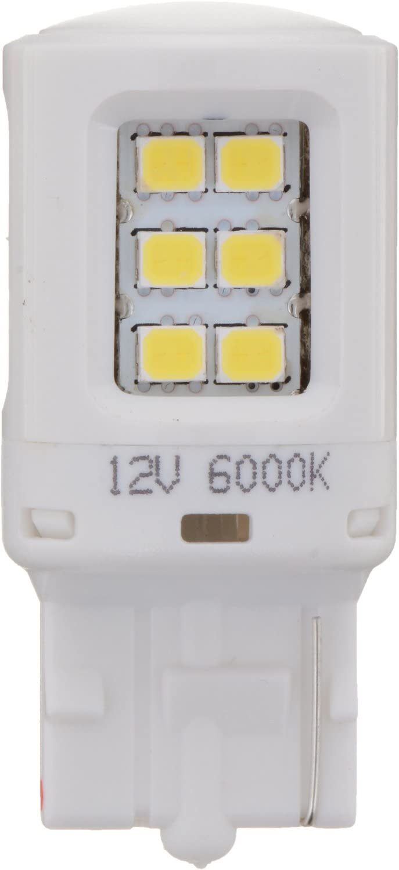 2 Pack White Philips 7440WLED Ultinon LED Bulb
