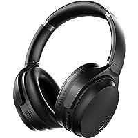 Active Noise Cancelling Headphones, HROEENOI JZ02 Bluetooth Headphones, Over Ear Wireless Headphones, CVC 8.0 Microphone…