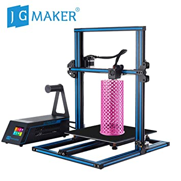 LLC- CLAYMORE Kit de Impresora 3D con Pantalla de Control táctil ...