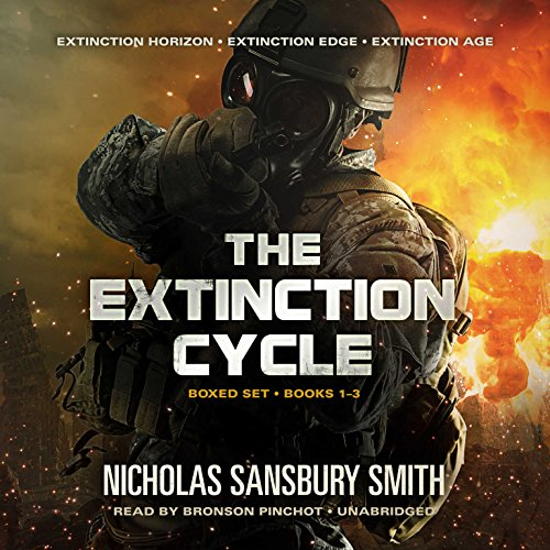 The Extinction Cycle Boxed Set: Extinction Horizon, Extinction Edge, and Extinction Age (The Extinction Cycle, Books 1-3)