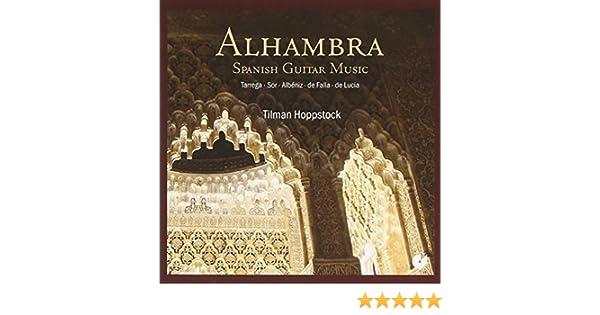 Alhambra: Música Española Para Guitarra / Hoppstock: Hoppstock ...