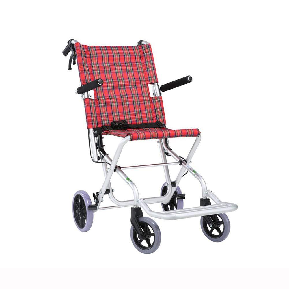 通販 QIDI 車椅子 折りたたみ 軽量 搭乗可能 車椅子 軽量 二重ブレーキ アルミニウム合金 アームレスト ポータブル 背もたれ ソリッドタイヤ 輸送 ポータブル B07MKKHTTY, ファッションなデザイン:2242050d --- a0267596.xsph.ru