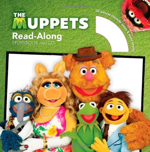 Download The Muppets Read-Along Storybook and CD PDF