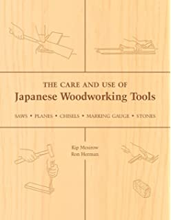Japanese Woodworking Tools Their Tradition Spirit And Use Amazon