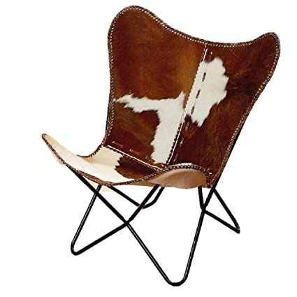 Whole House Worlds The Iconic Butterfly Sling Chair, Gaucho Style, Hand  Crafted, Stitched