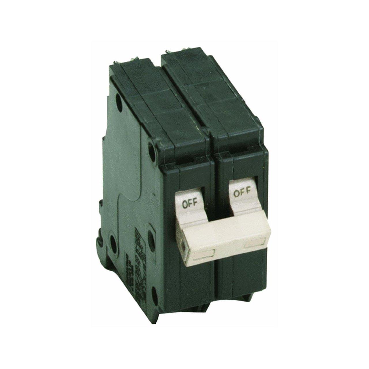Eaton CH260 Plug-On Mount Type CH Circuit Breaker 2-Pole 60 Amp 120//240 Volt AC