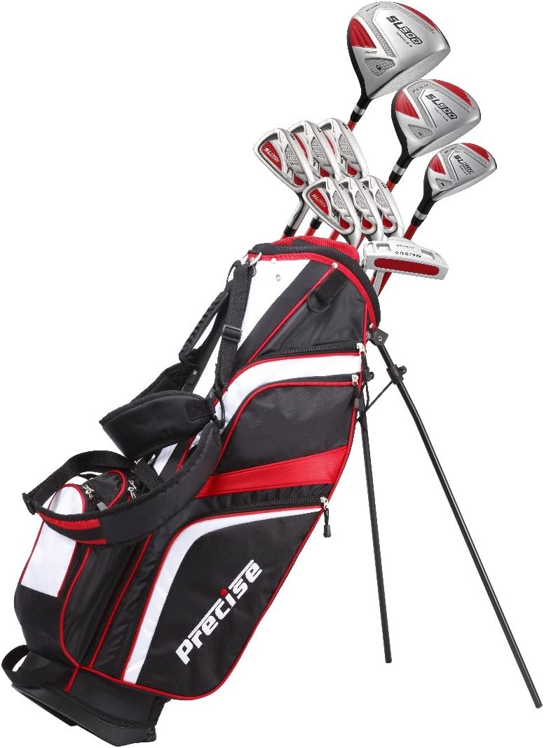 New Deluxe Petite Ladies Complete Golf Package Set Right Hand Perfect for golfers between 5ft and 5 5 Tall