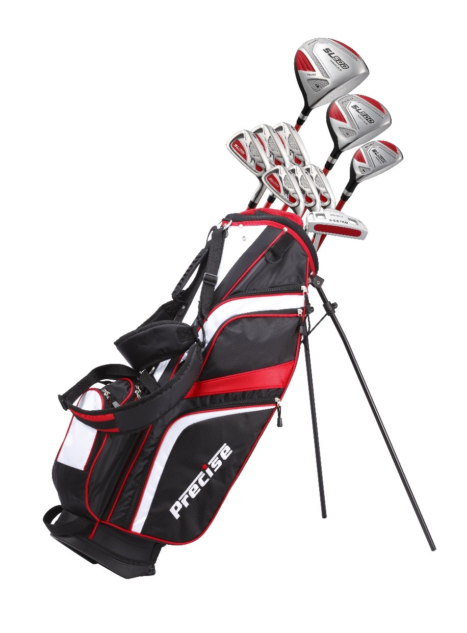 New Deluxe Petite Ladies Complete Golf Package Set (Right Hand) Perfect for golfers between 5ft and 5'5'' Tall