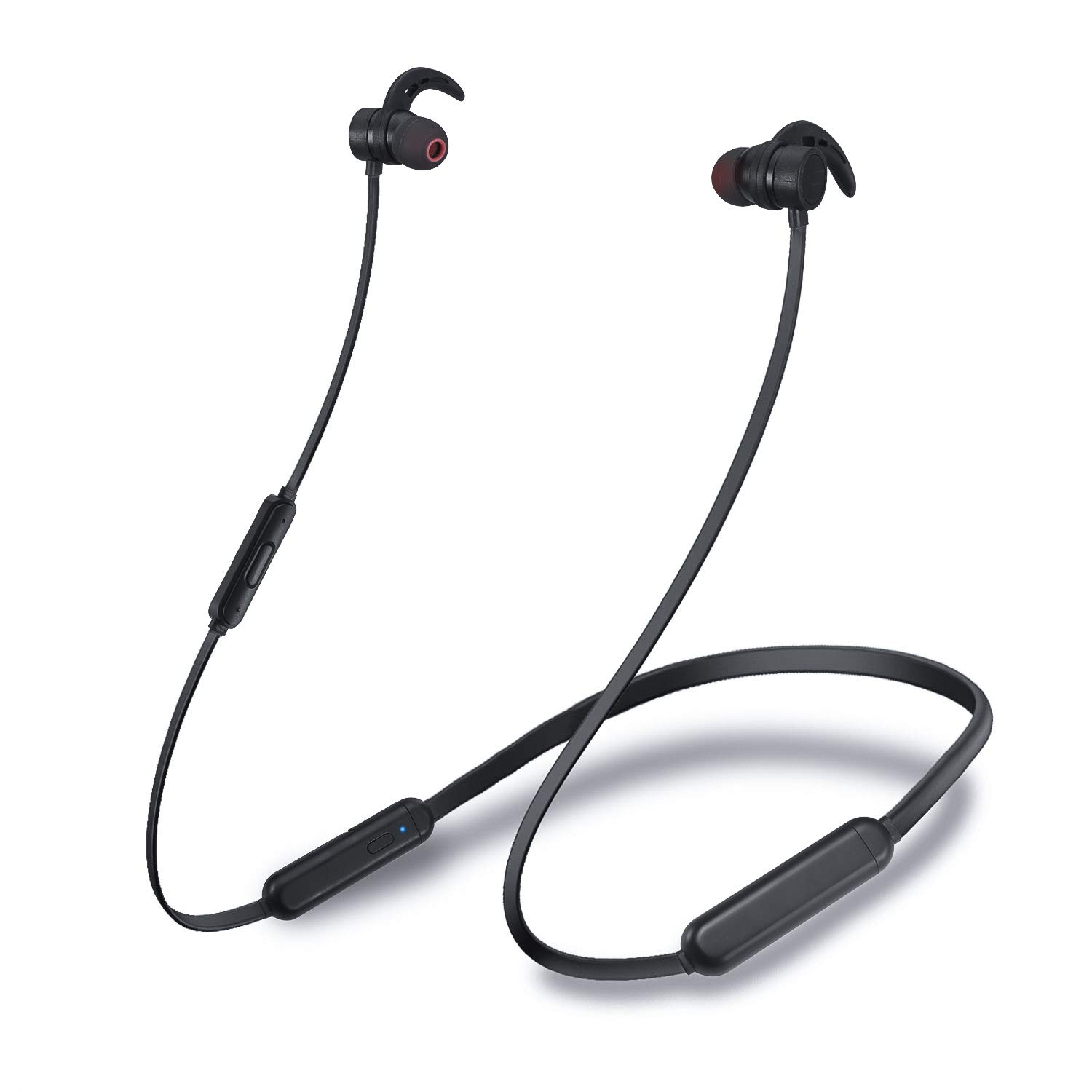 Auriculares Bluetooth Headset Sports Inalambrico Headset Bluetooth 5.0 A Prueba de Agua Correr Headset con Microfono HD