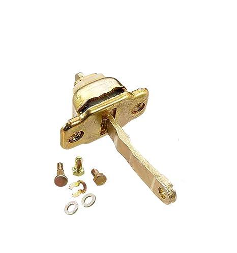 PORSCHE 911 912 930 964 993 TURBO DOOR STOP CHECK STRAP LR KIT 91153195700