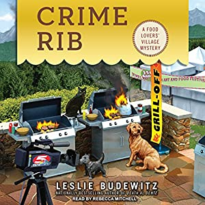 Crime Rib Audiobook
