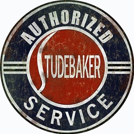 Amazon.com: Autorizado Studebaker centro de servicio cartel ...