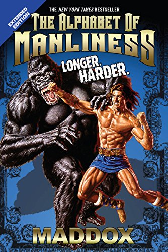 The alphabet of manliness revised and updated ebooks em ingls the alphabet of manliness revised and updated por maddox fandeluxe Gallery