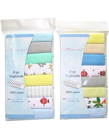 8 paños de muselina para bebé recién nacido, de algodón suave