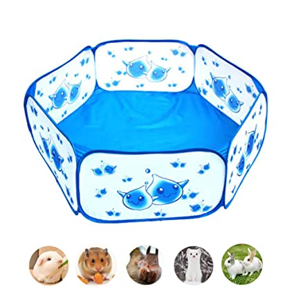 Litthing Portable Small Animals Cage Tent Breathable