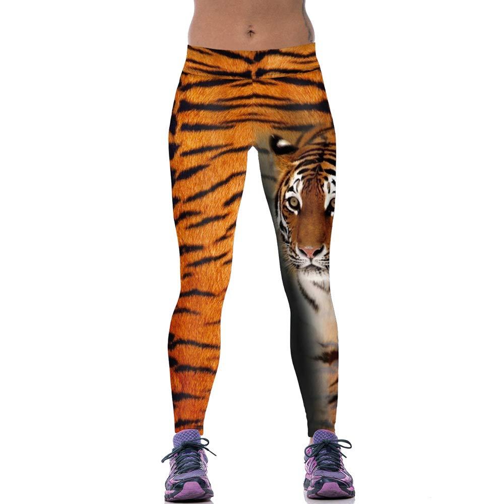MAOYYMYJK Yoga-Hose Für Damen Eng Anliegende Jogginghose Aus Stretch. Lässig Bedruckte Jogginghose Y1062