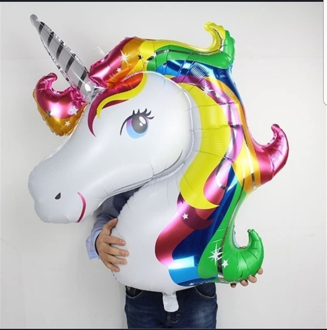 Figura unicornio – Balón unicornio Multi Color (HT 117 x 87 cm ...