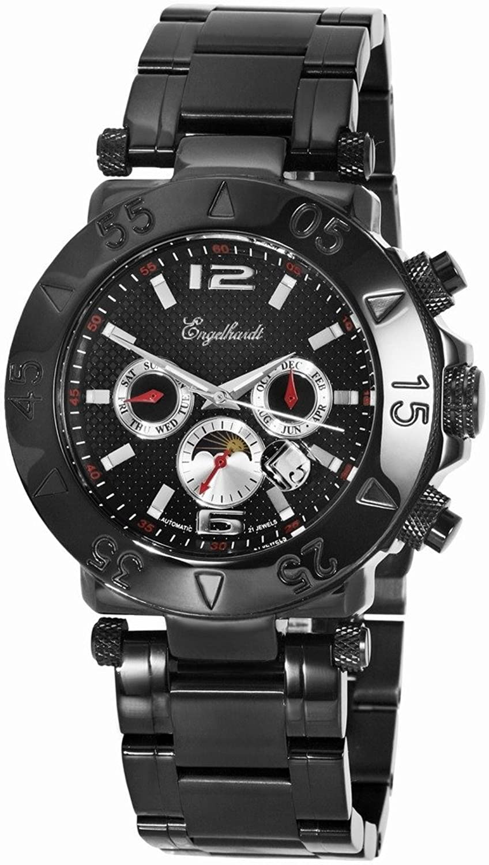 Engelhardt Herren-Uhren Automatik Kaliber 10.350 387771028007