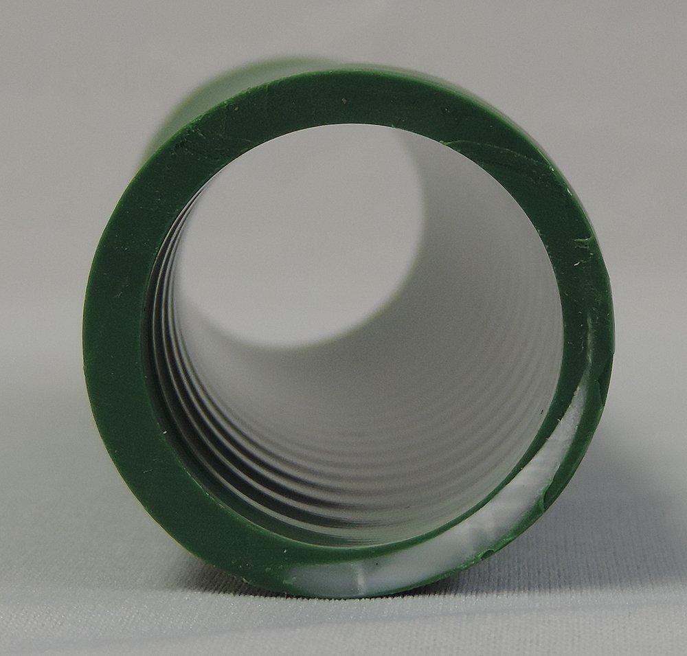 2'' Dia. x 50 ft HydroMaxx Flexible PVC Heavy Duty Green Suction and Discharge Hose by Maxx Flex (Image #1)
