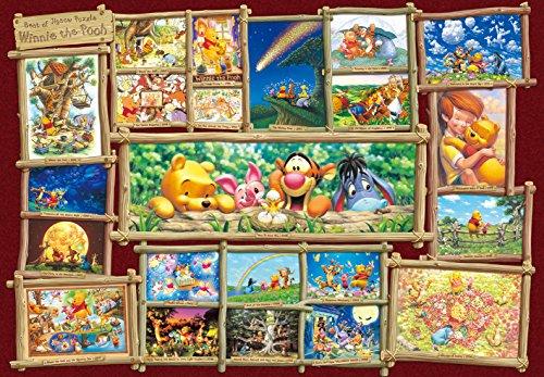 Tenyo (DG-529) Disney Winnie the Pooh Jigsaw Puzzle (2000 Piece)