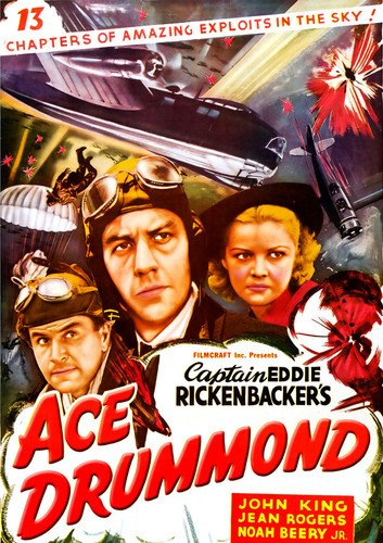 Ace Drummond - Reel Montague