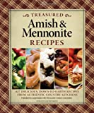 Treasured Amish and Mennonite Recipes, Mennonite Central Committee, 1565235991
