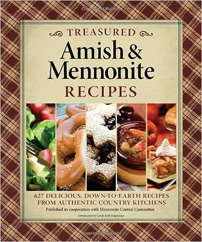 Treasured Amish and Mennonite Recipes