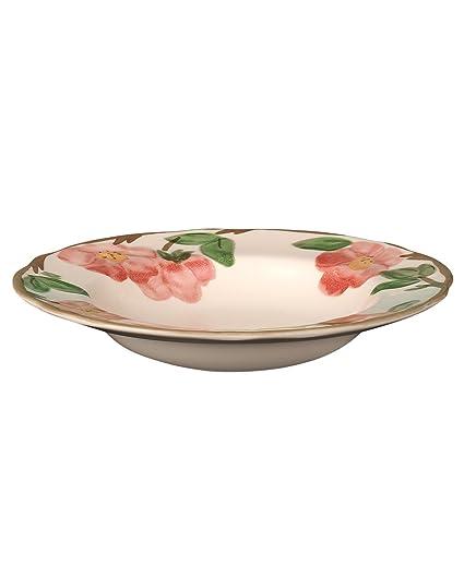 Franciscan Desert Rose 8-1/2-Inch Rim Soup Bowl  sc 1 st  Amazon.com & Amazon.com | Franciscan Desert Rose 8-1/2-Inch Rim Soup Bowl: Soup Bowls
