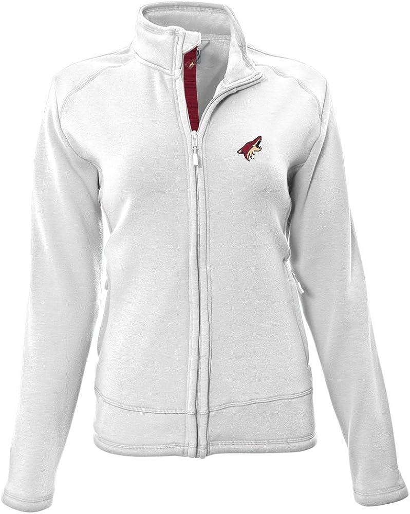 Black Levelwear LEY9R Adult Women Motion Insignia Bold Full Zip Hooded Jacket Medium