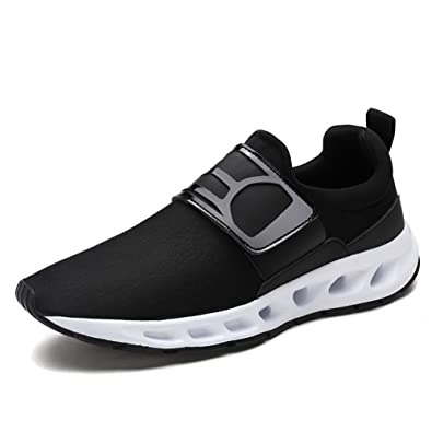 Leader Show Mens Fashion Elastic Comfortable Sneaker Casual Sport Walking Shoes  B0714JXGY2
